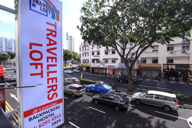 HOSTEL - Travellers Loft@Lavender