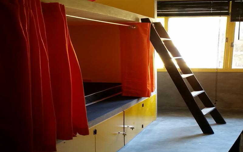 HOSTEL - The Pod SP Hostel & Bar