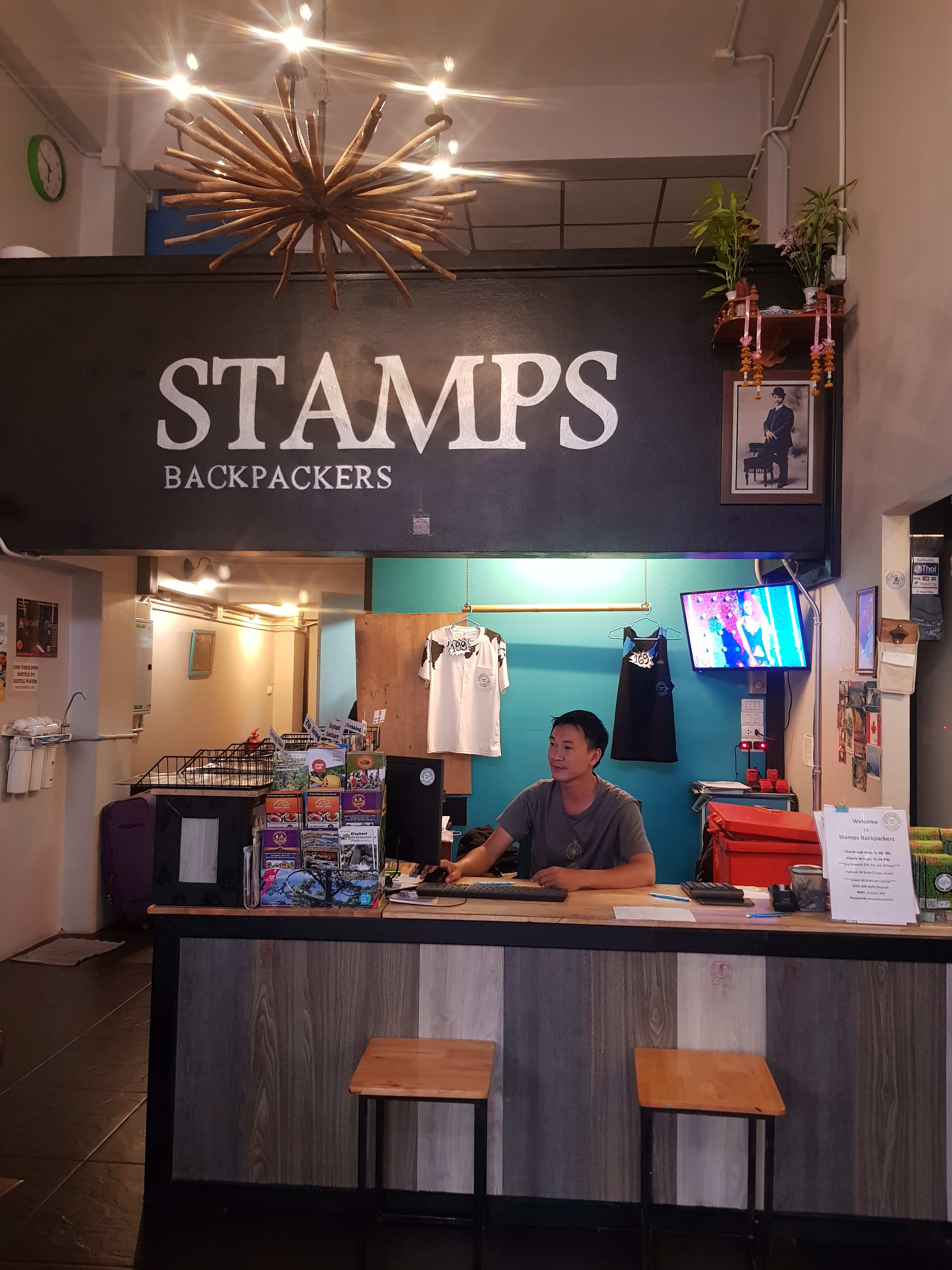 HOSTEL - Stamps Backpackers