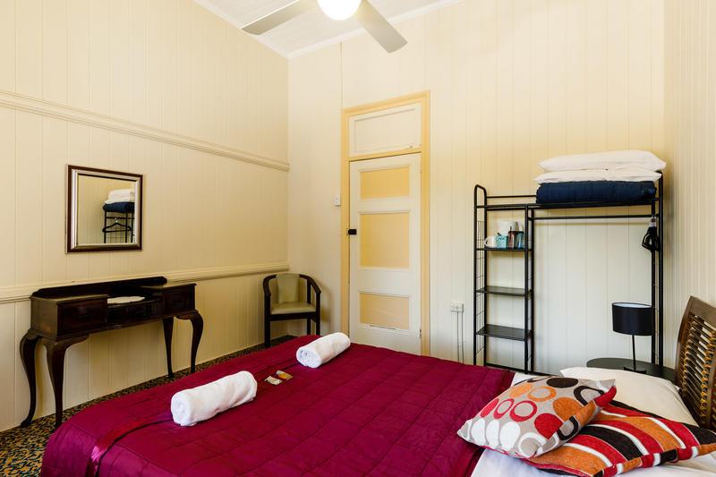 HOSTEL - Bowen Terrace Accommodation