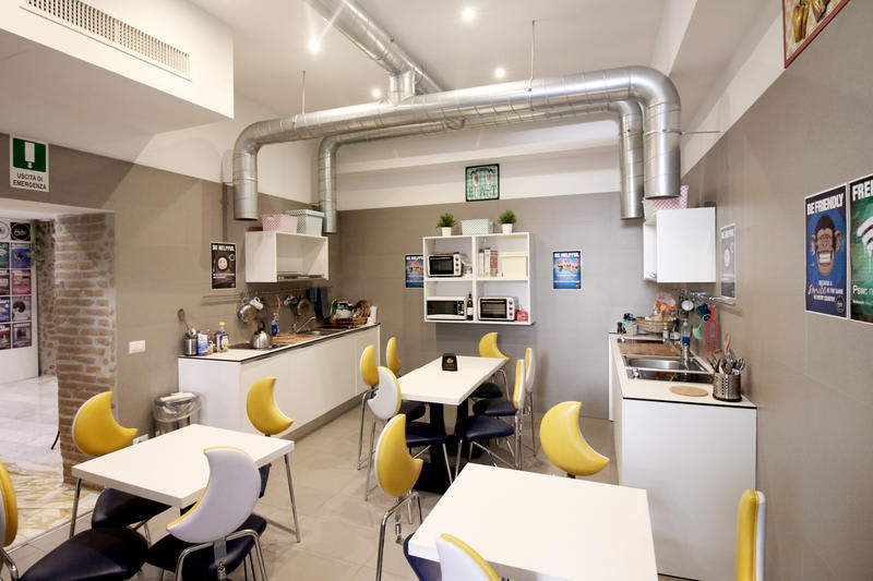 HOSTEL - New Generation Hostel Rome Center