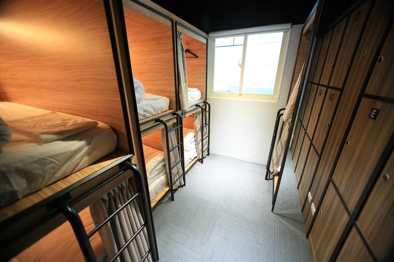 HOSTEL - Oxygen Hostel Ximending