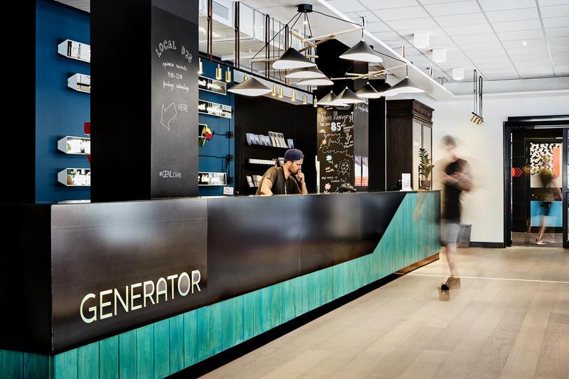 HOSTEL - Generator Stockholm