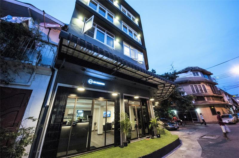 HOSTEL - Oh Bangkok Hostel