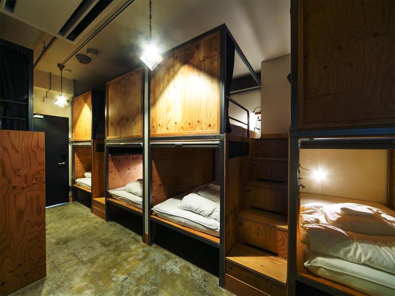 HOSTEL - Wise Owl Hostels Tokyo