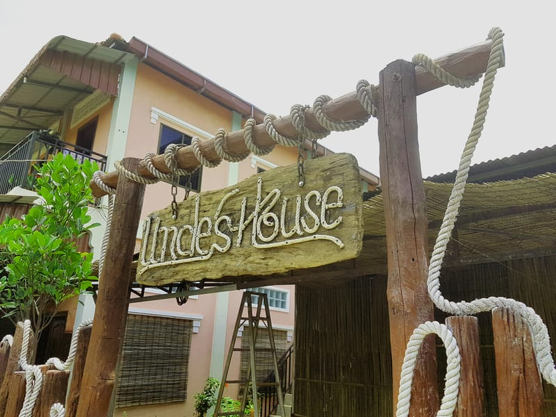 HOSTEL - Uncle`s House - Siem Reap