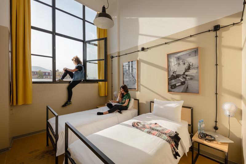 HOSTEL - Fabrika Hostel & Suites