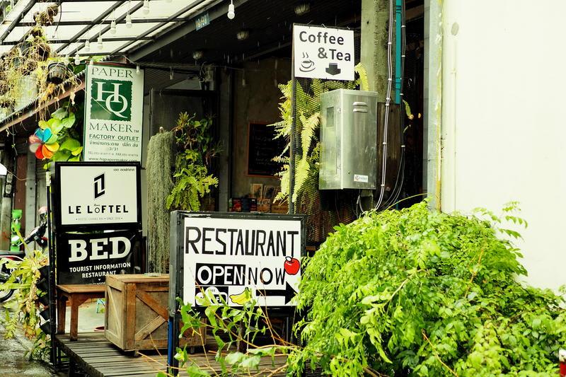 HOSTEL - Le Loftel Hostel Chiang Mai