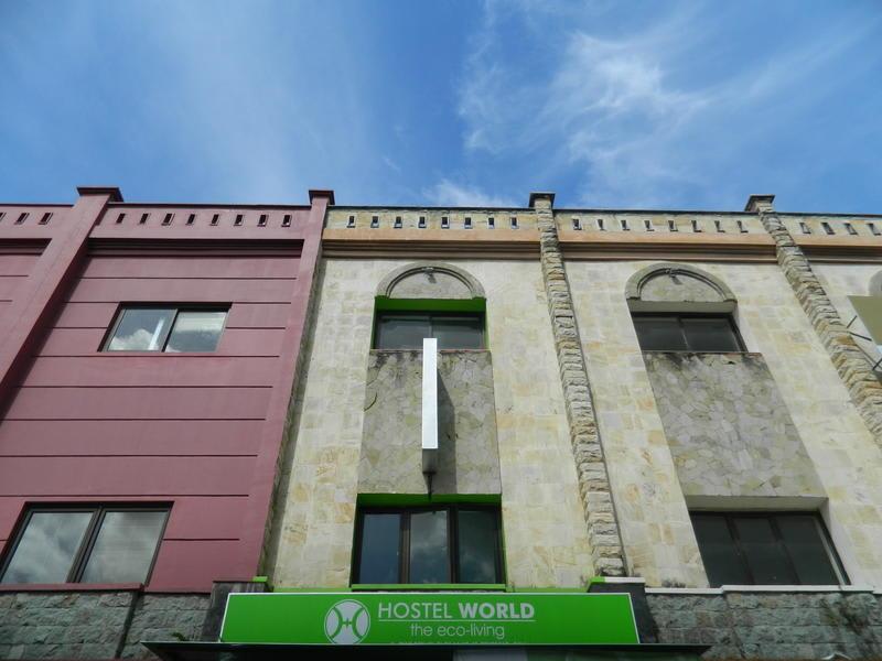 HOSTEL - The Eco-living Hostel