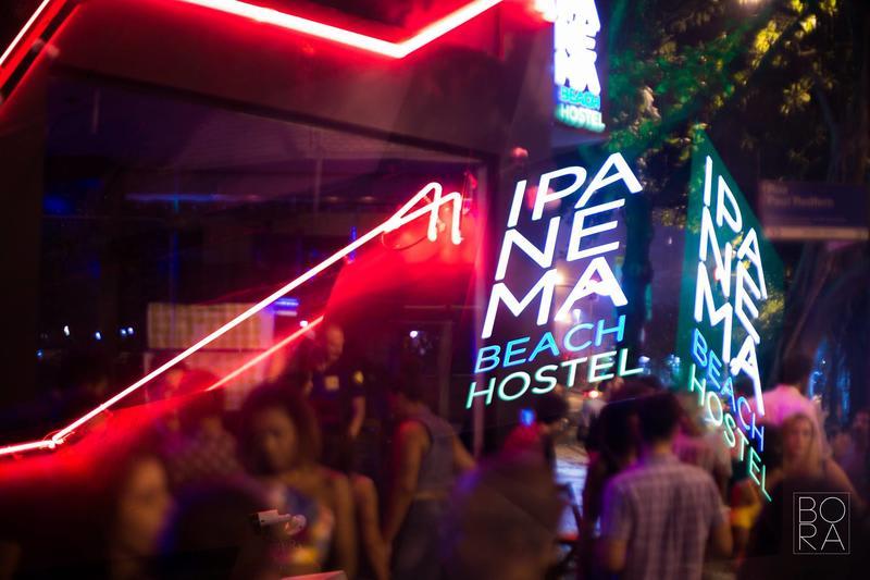 HOSTEL - Ipanema Beach Hostel