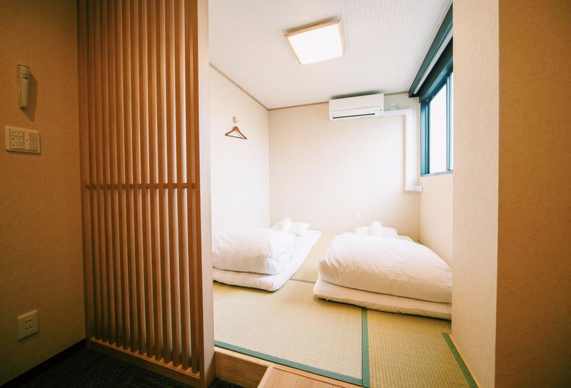 HOSTEL - Mosaic Hostel Kyoto