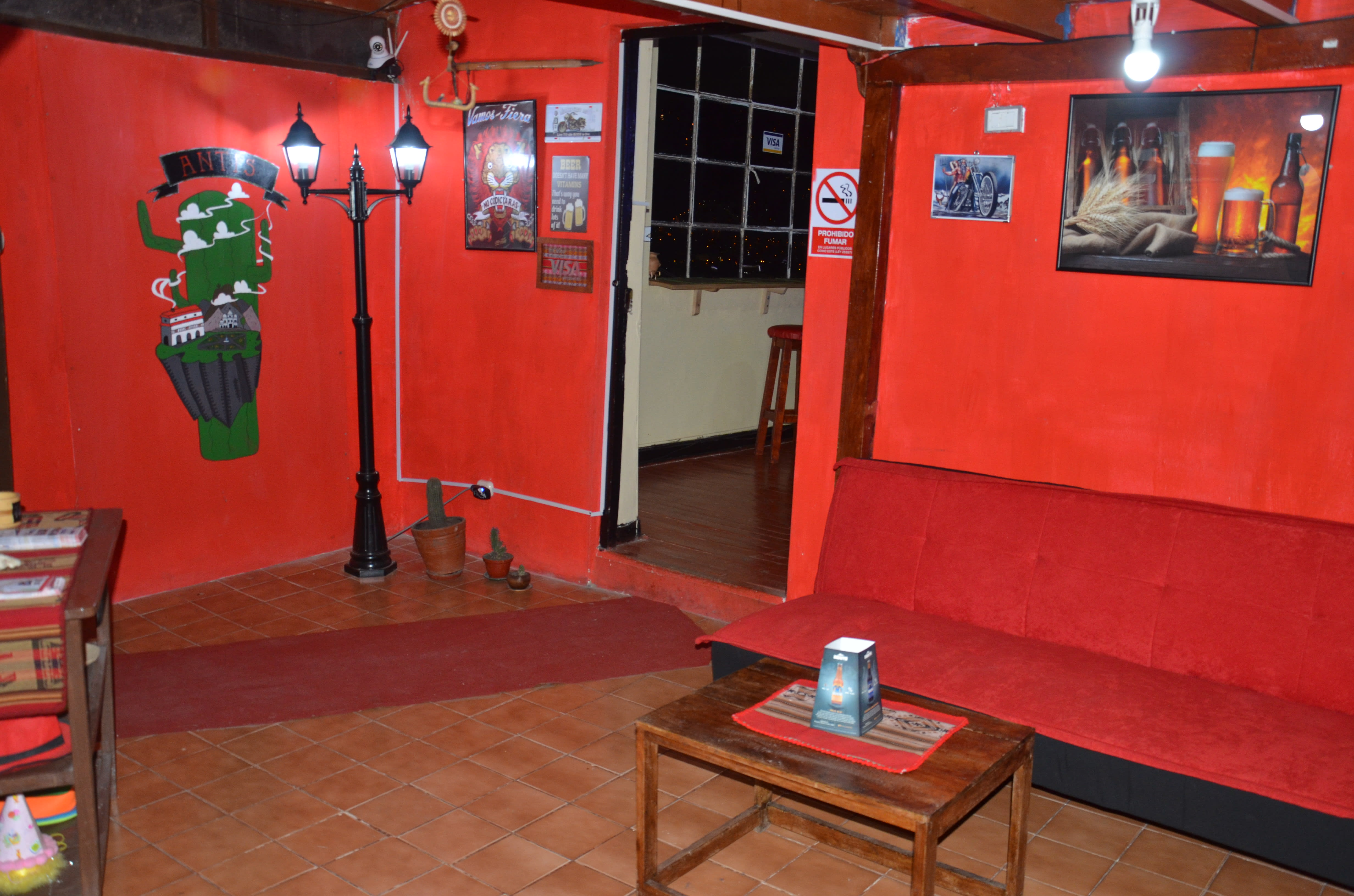 HOSTEL - Antis Hostel Cusco