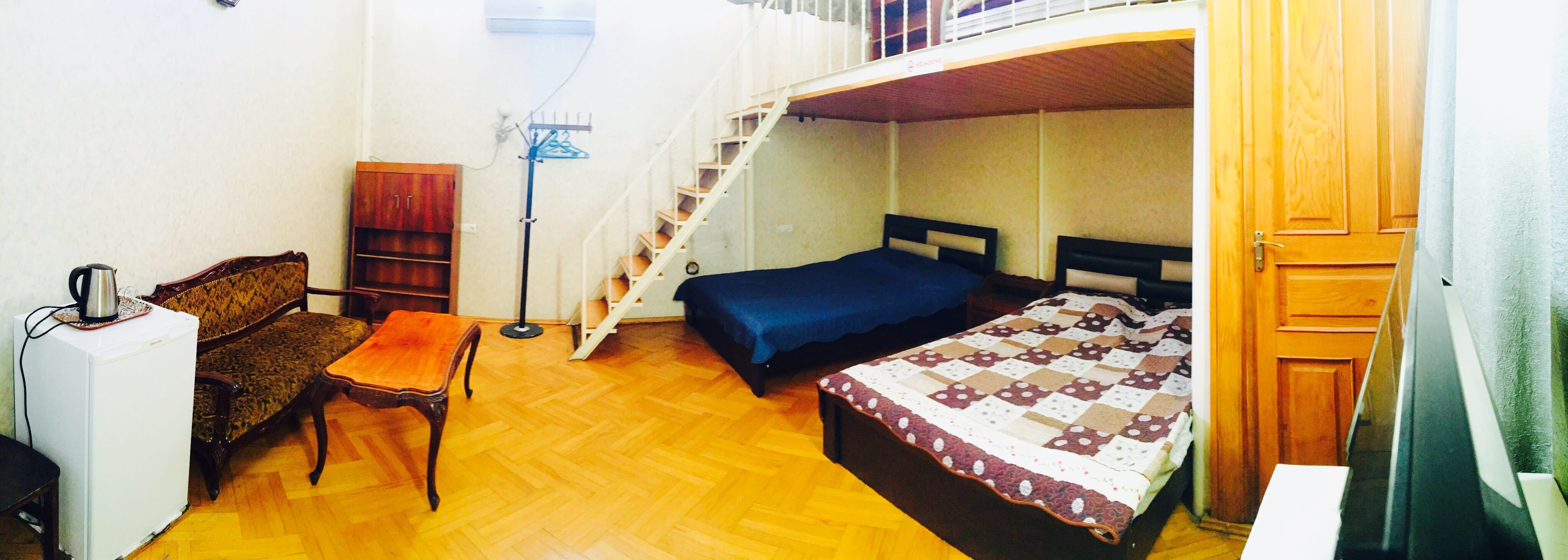 HOSTEL - Parallax Hostel