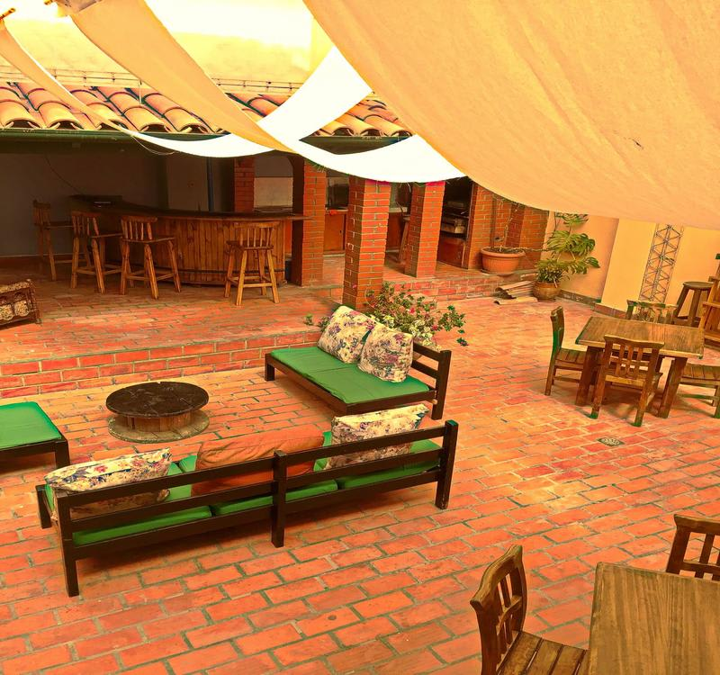HOSTEL - Greenhouse Bolivia