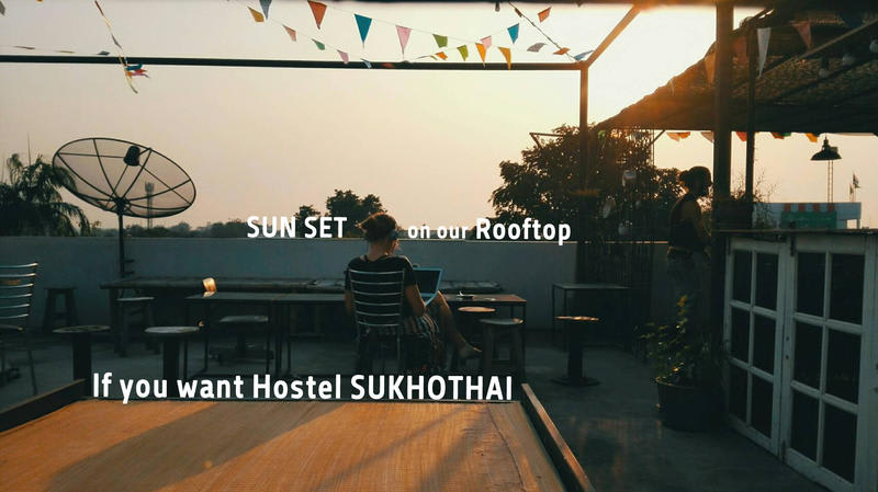 HOSTEL - If You Want Hostel Sukhothai
