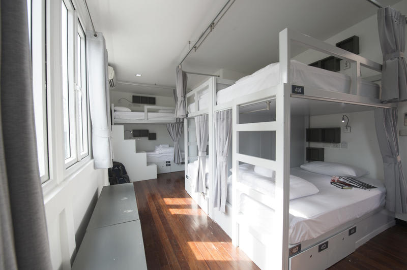 HOSTEL - Cacha Bed