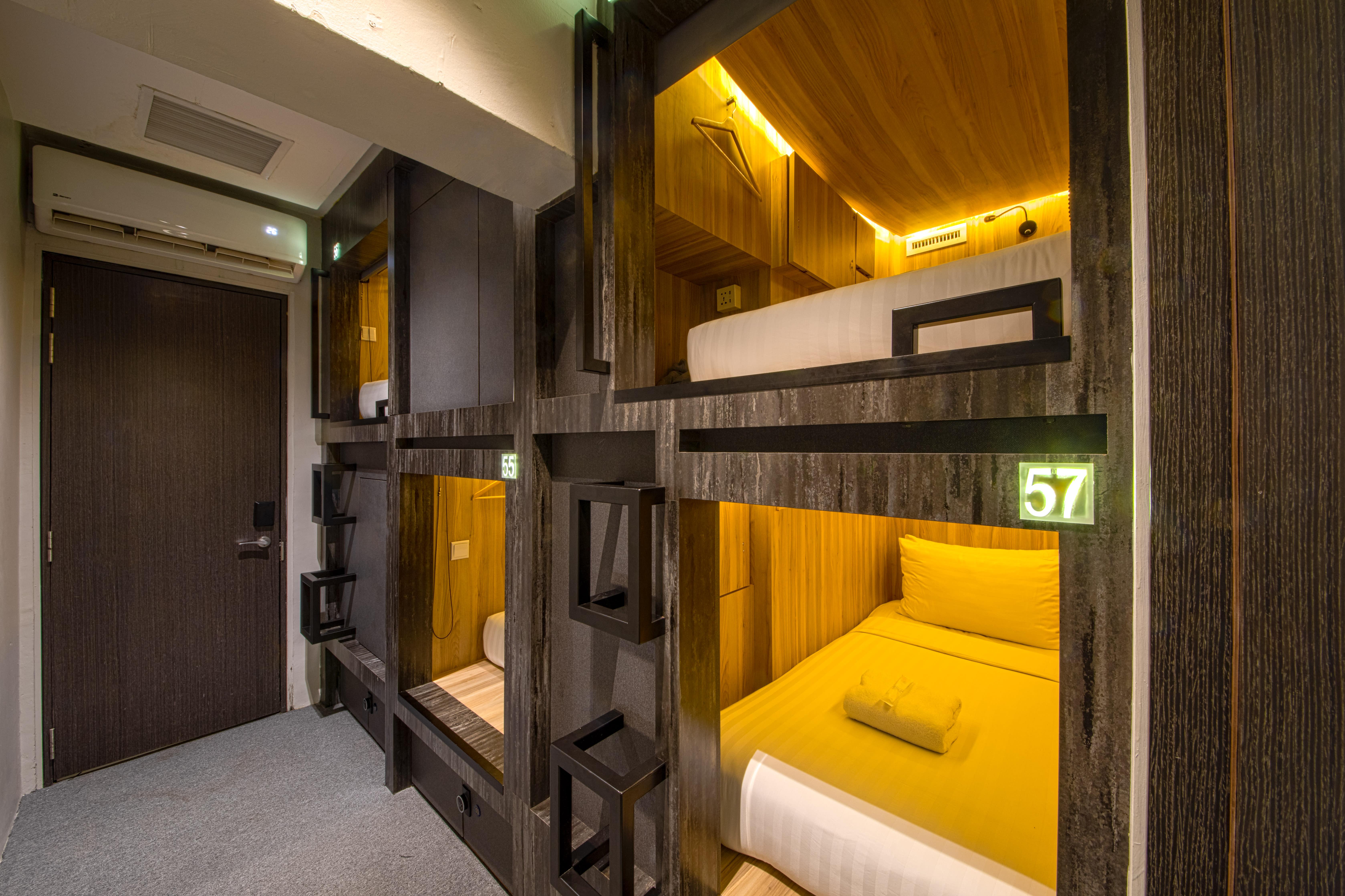 HOSTEL - Cube Hostel