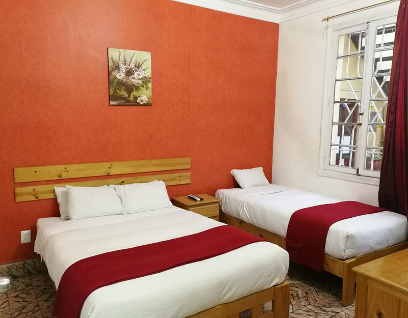 HOSTEL - Pirwa Hostal Backpackers Lima