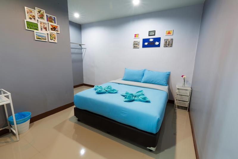 HOSTEL - Wanderlust Bangkok Hostel, Suvarnabhumi Airport