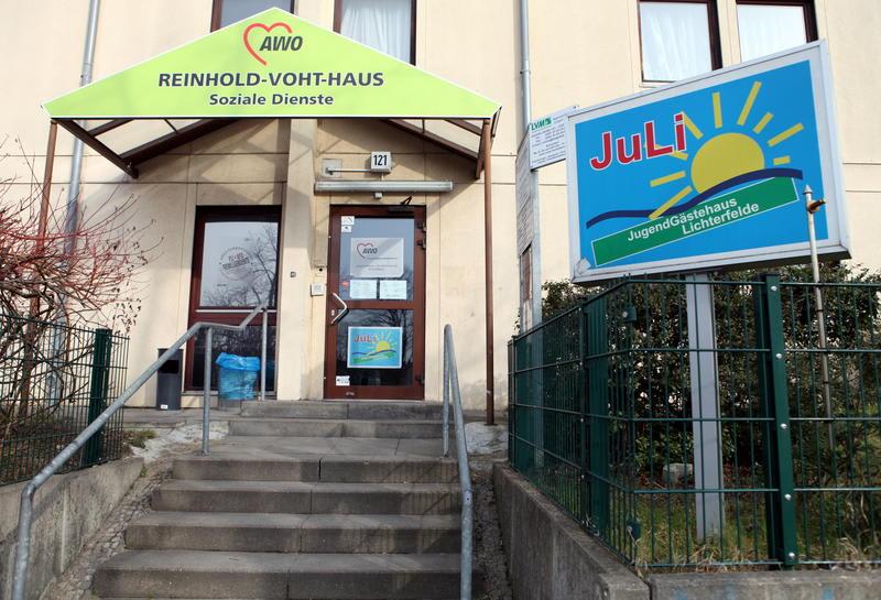 HOSTEL - Jugendgästehaus Lichterfelde