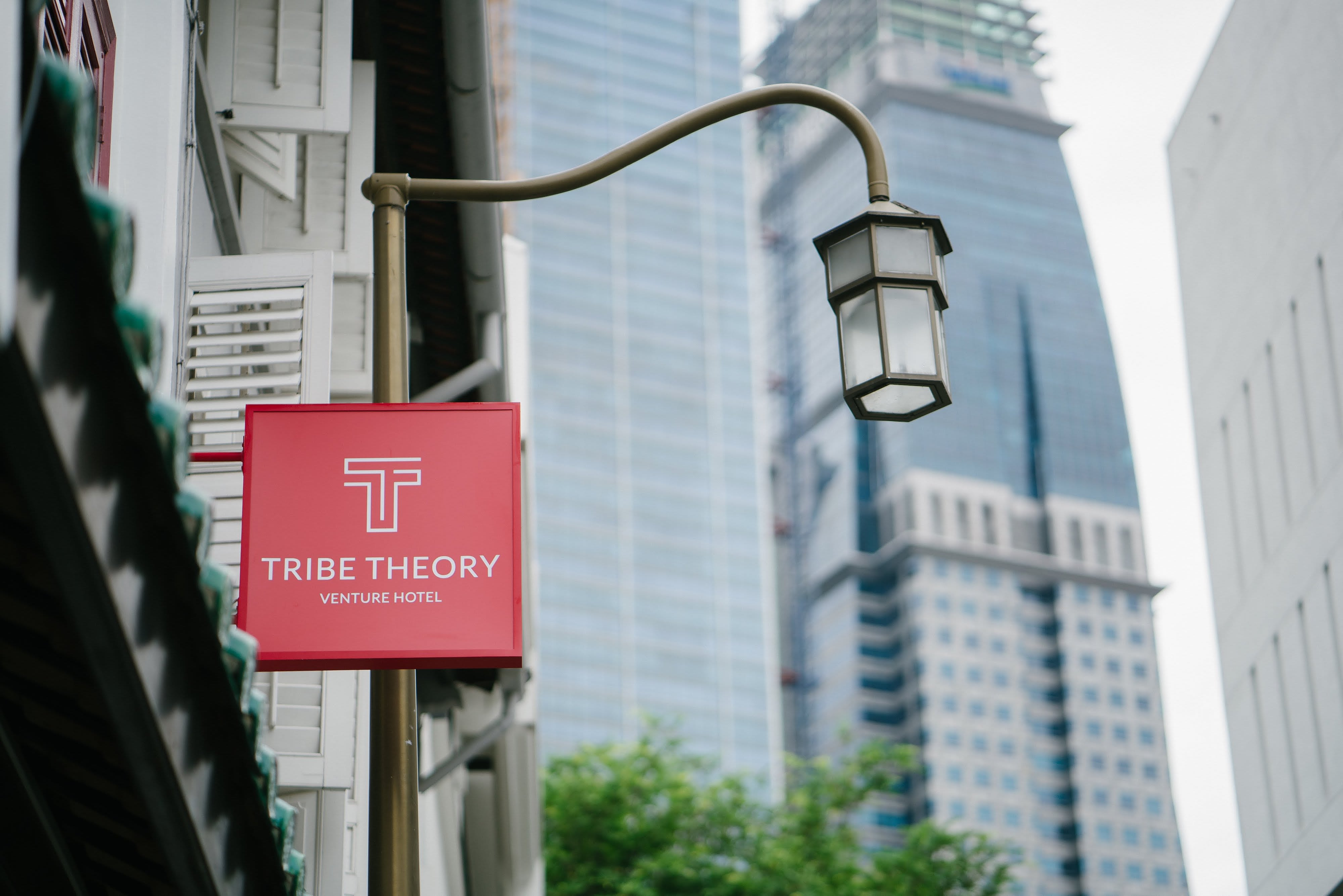 HOSTEL - TRIBE THEORY - Entrepreneurs and Startups Hostel
