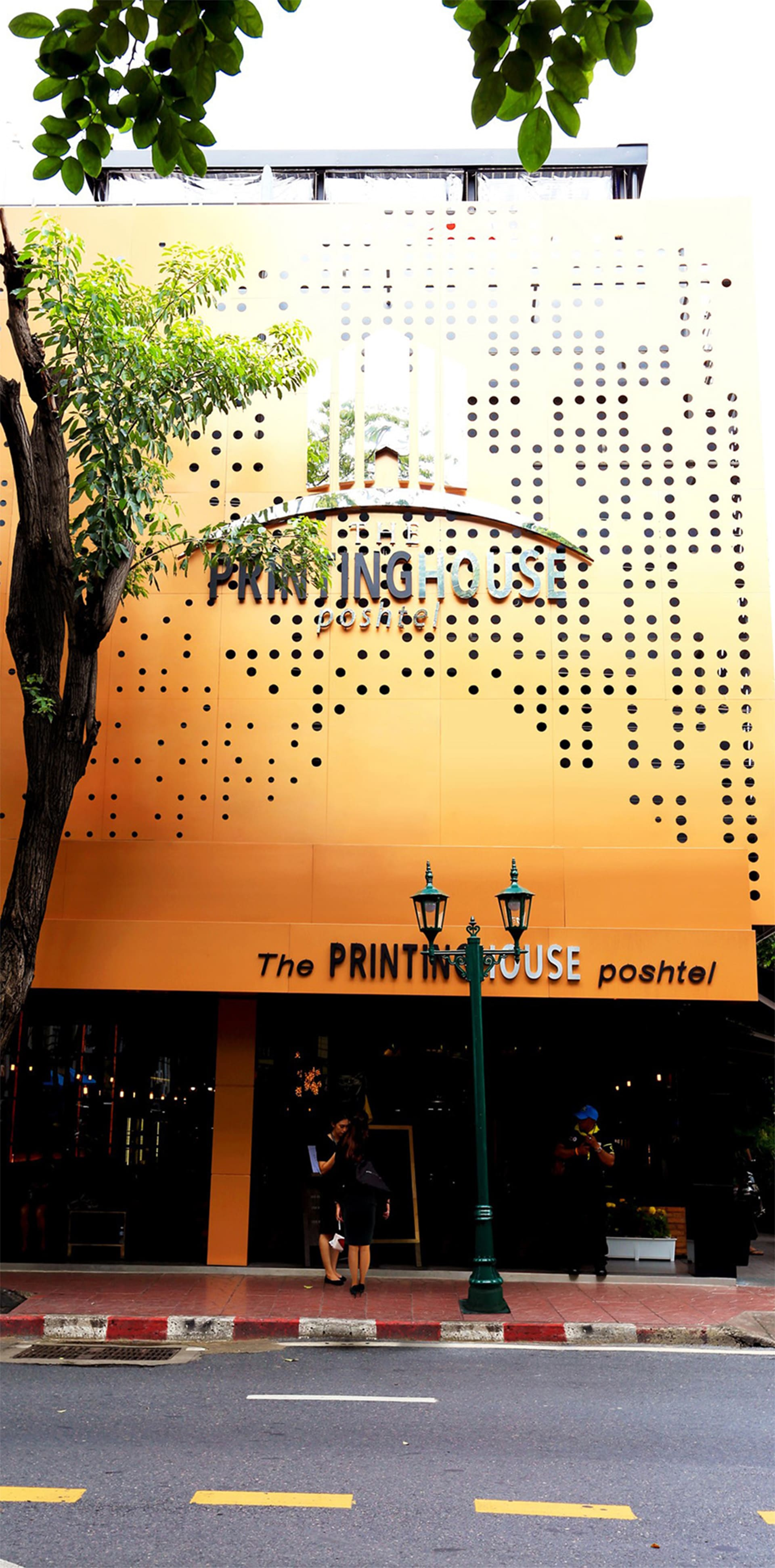 HOSTEL - The Printing House Poshtel
