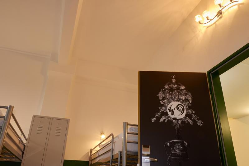 HOSTEL - Ballhaus Berlin Hostel
