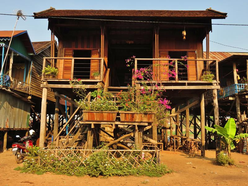 HOSTEL - ST 63 Home Stay & Tour Kampong Khleang