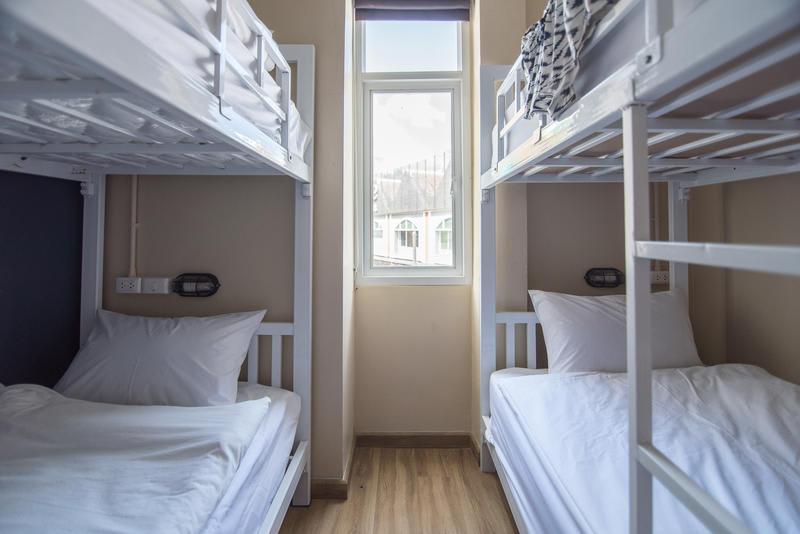 HOSTEL - FIN Hostel Co: Working