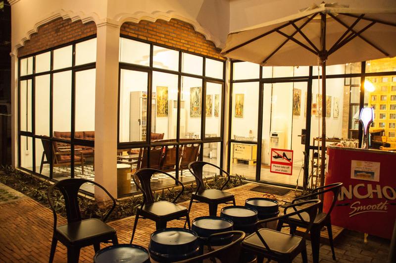 HOSTEL - Adventure Hostel Siem Reap