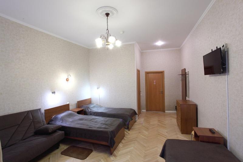 HOTEL - Economy Hotel Pilau