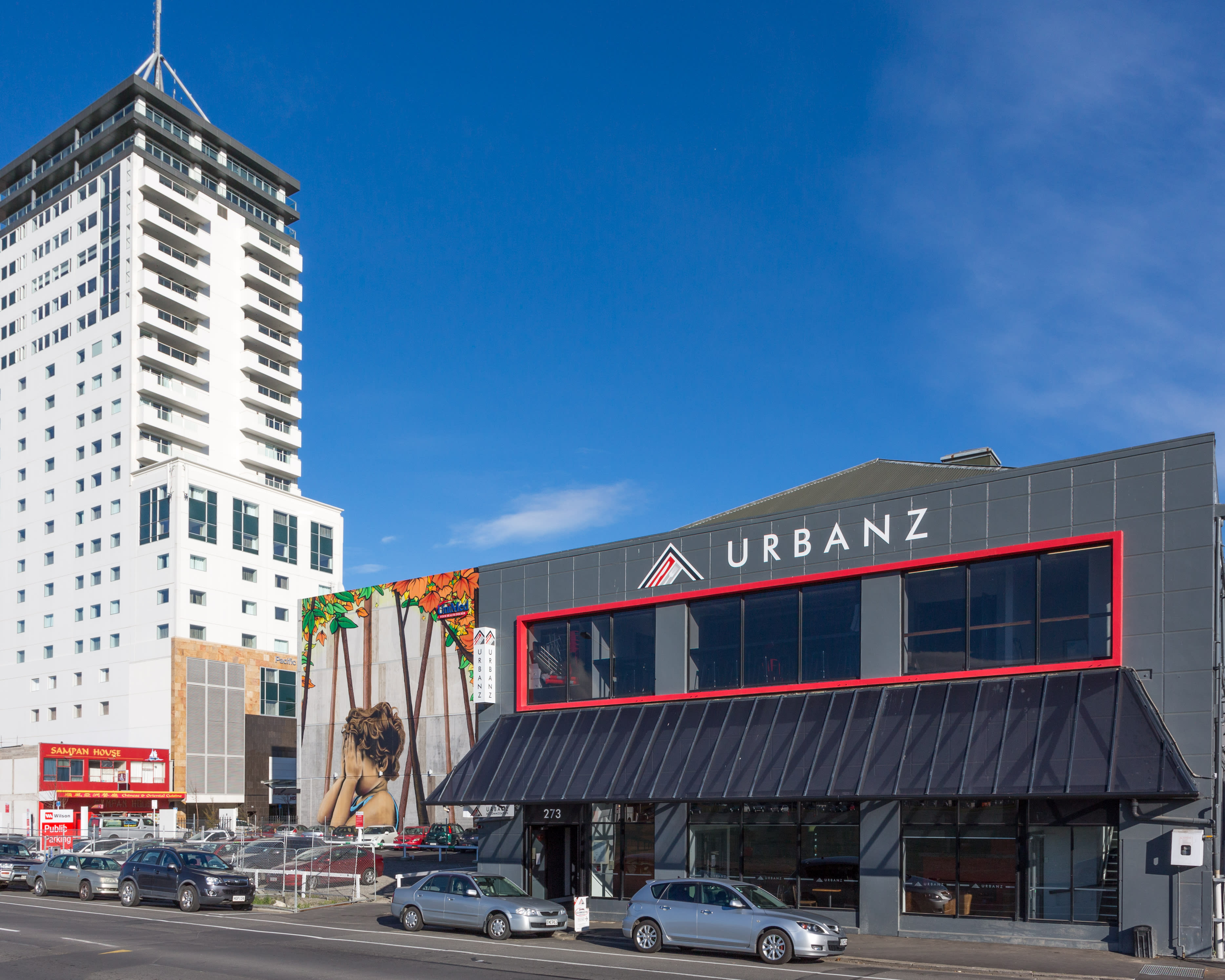 HOSTEL - Urbanz Christchurch