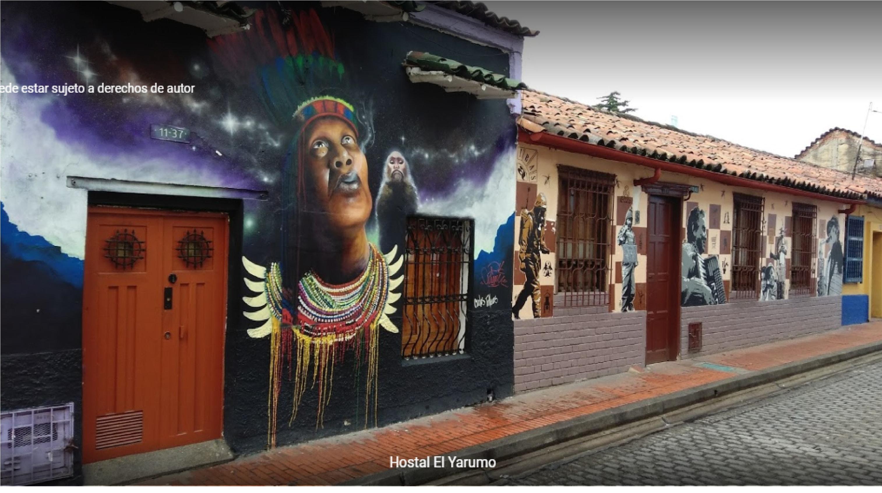 HOSTEL - El Yarumo