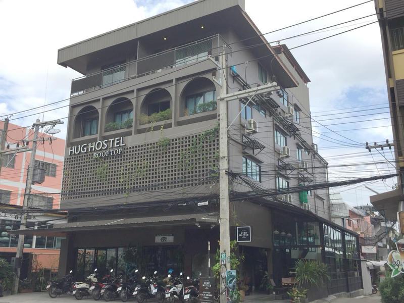 HOSTEL - Hug Hostel Rooftop