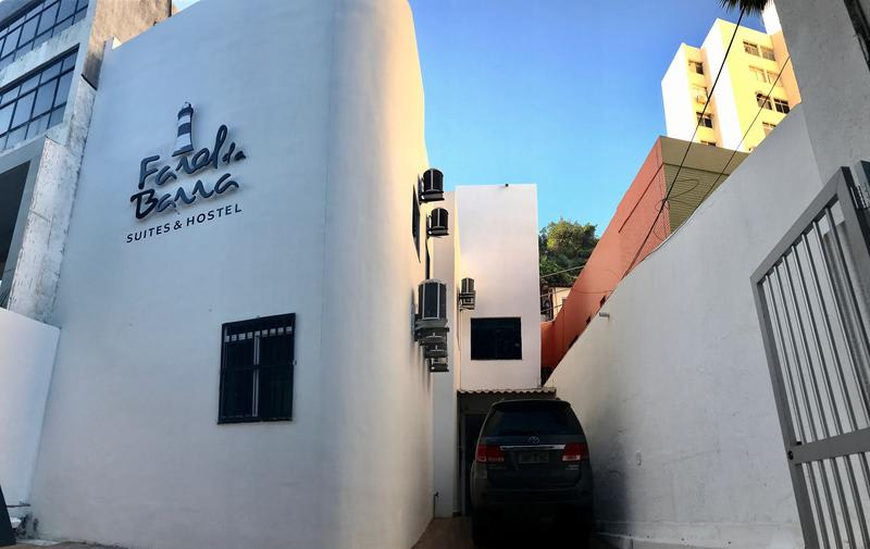 HOSTEL - Farol da Barra Suites e Hostel