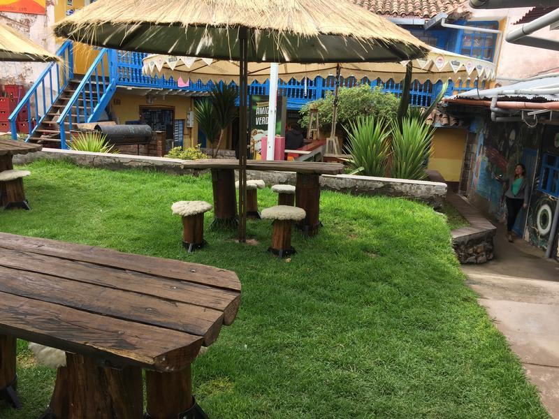 HOSTEL - The Point Cusco