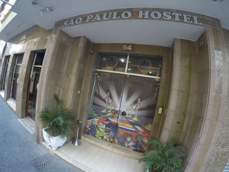 HOSTEL - Sao Paulo Hostel Downtown