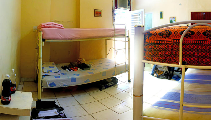 HOSTEL - Concordia Backpackers