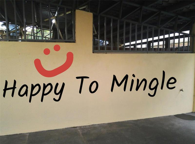 HOSTEL - Happy to Mingle Hostel @ Manila Airport