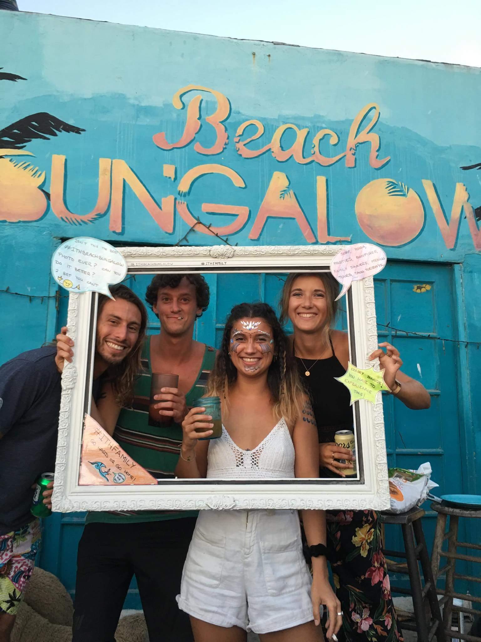 HOSTEL - ITH Beach Bungalow Surf Hostel