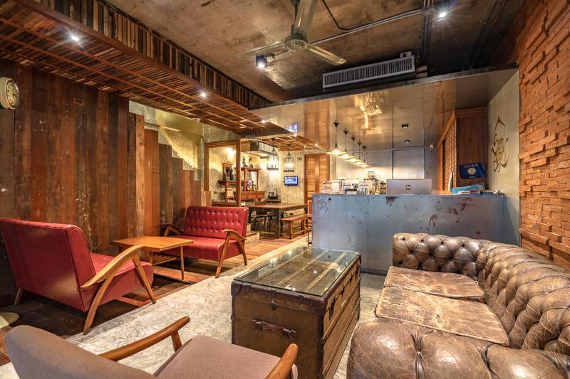 HOSTEL - Siam Plug In boutique hostel