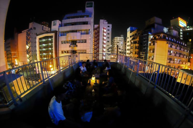 HOSTEL - Osaka Namba Hostel MIYABI