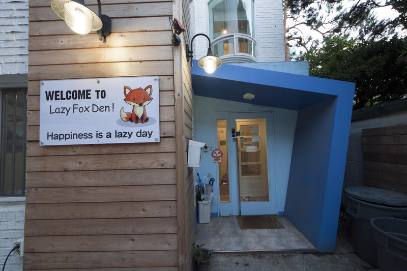 HOSTEL - Lazy Fox Den