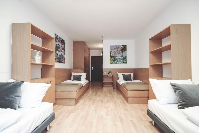 HOSTEL - myNext - Campus Hostel