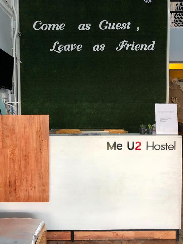 HOSTEL - MeU2 Hostel