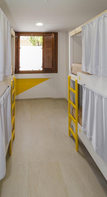HOSTEL - La Fabrica Urban Hostel