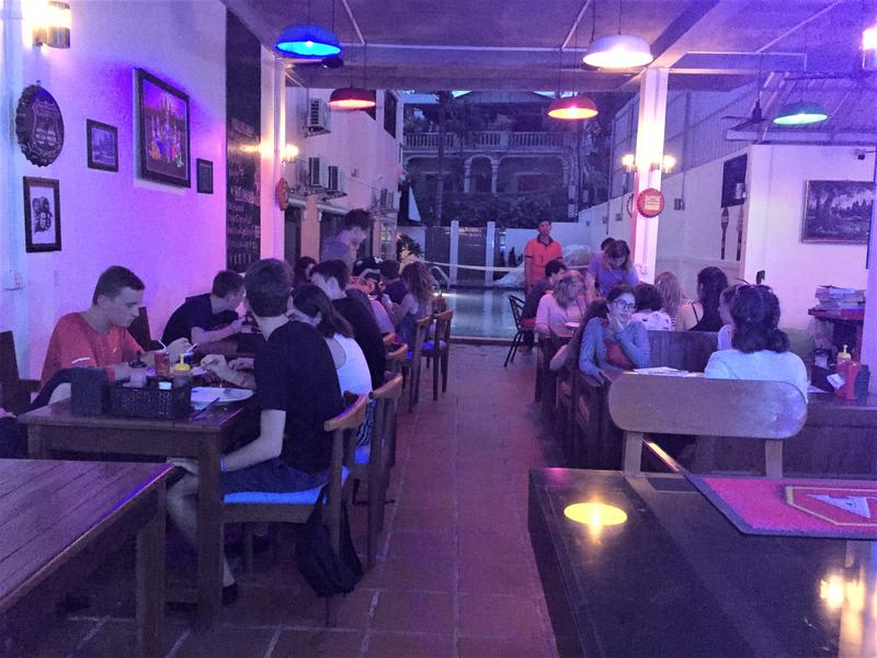 HOSTEL - The Siem Reap Chilled Backpacker