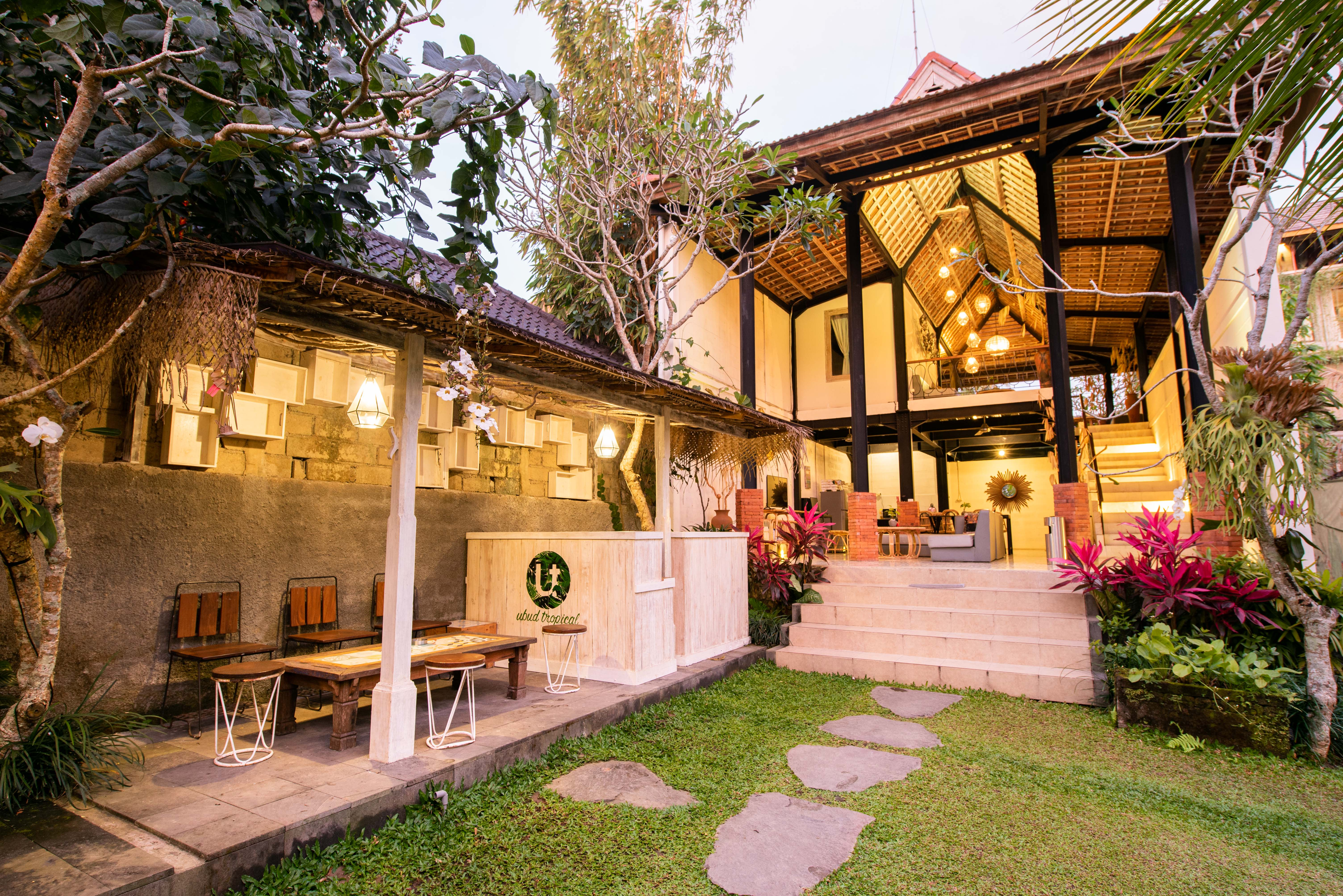HOSTEL - Ubud Tropical