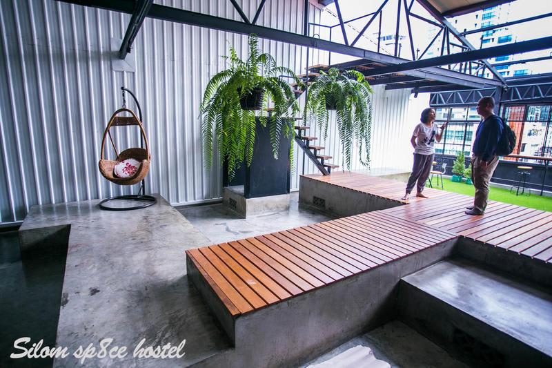 HOSTEL - Silom Space Hostel
