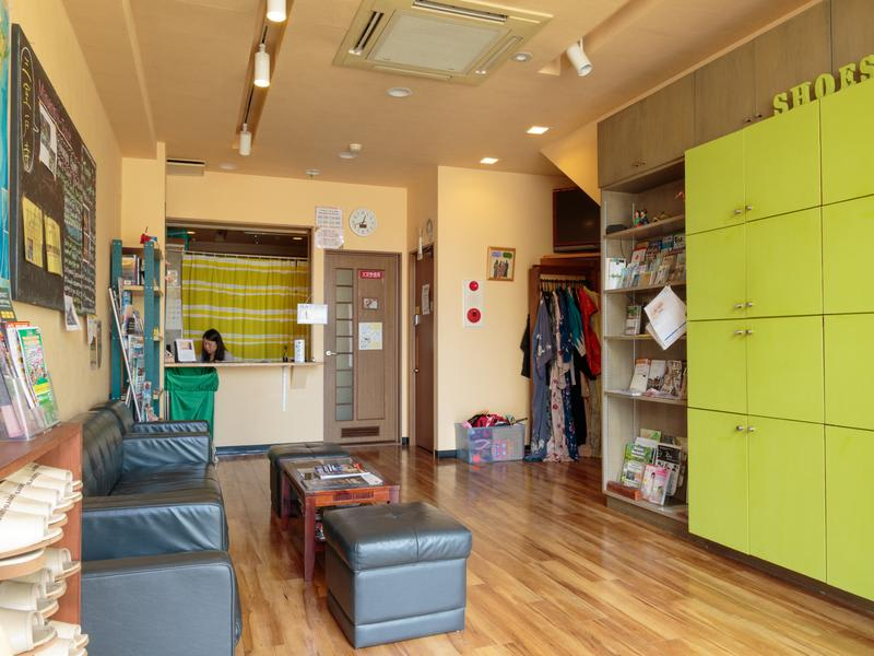 HOSTEL - J-Hoppers Kyoto Guest House